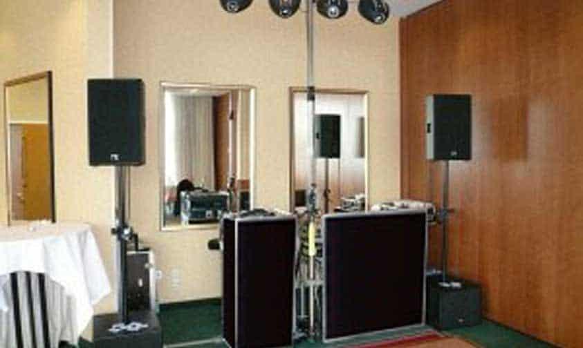 Equipment Martin Wege; DJ Laatzen, Hannover