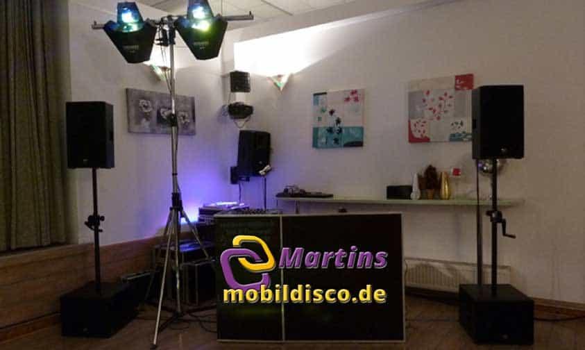Martin Wege, DJ Technik auf hohem Niveau