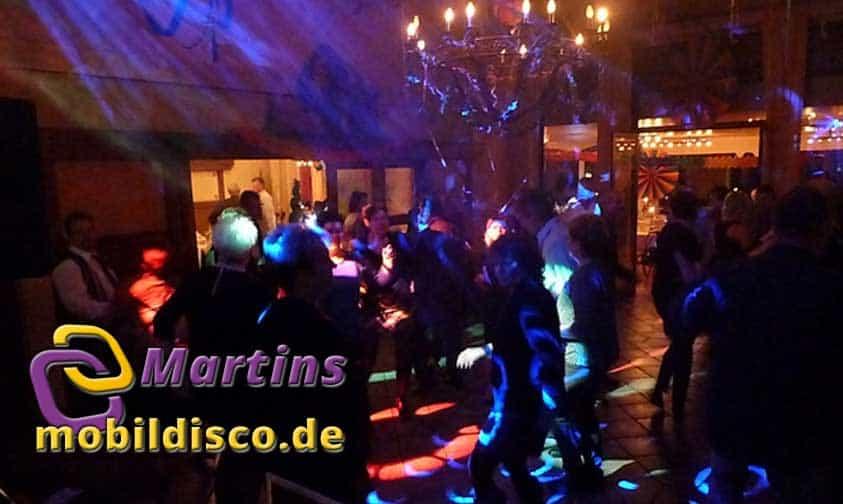 Geburtstag DJ Martin Wege, Laatzen