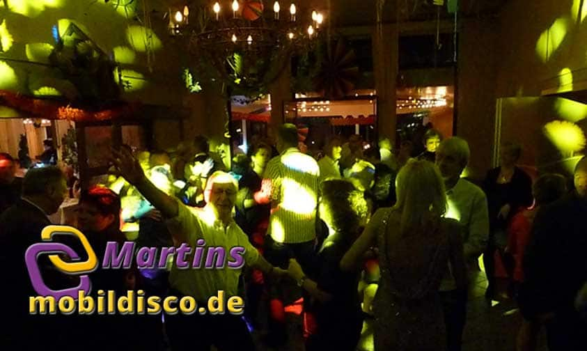 Lehrte Party Hochzeit DJ, Martin Wege