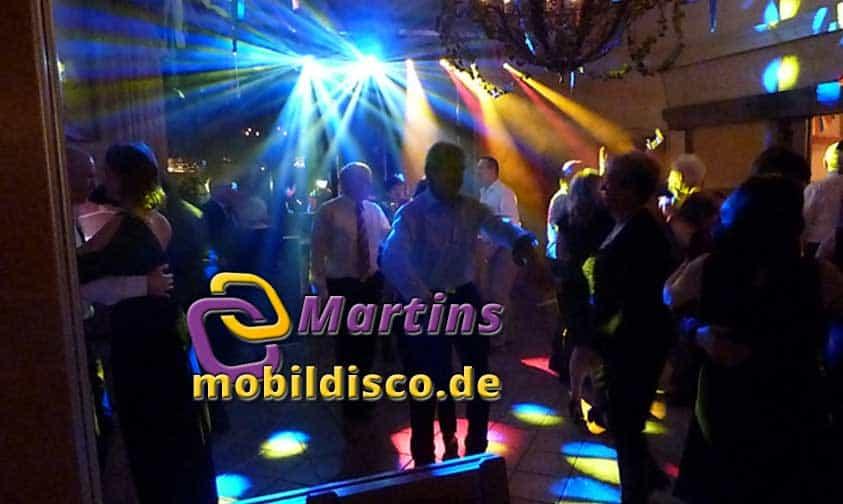 Sehnde Party Hochzeit DJ, Martin Wege