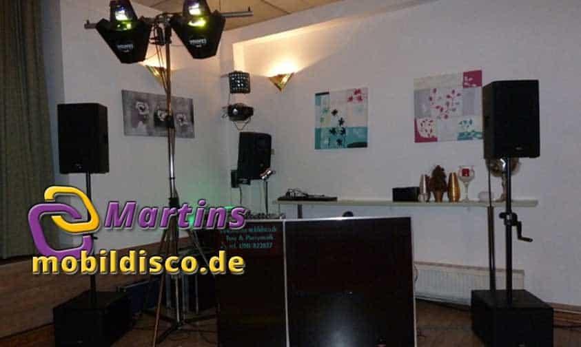 Empelde Party Hochzeit DJ, Martin Wege