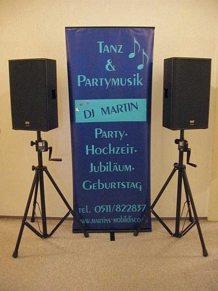 dj martin wege, bose soundsystem