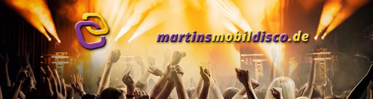 martin wege martins mobildisco, hannover