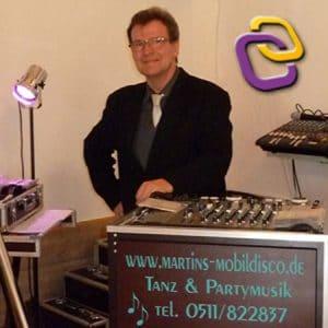 Preisliste DJ für Hannover, martins mobildisco hannover